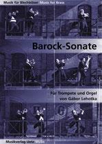 Gábor Lehotka: Barock-Sonate