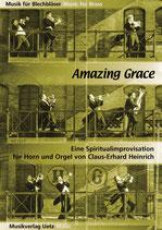 Claus-Erhard Heinrich (arr.): Amazing Grace