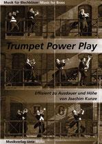 Joachim Kunze: Trumpet Power Play I