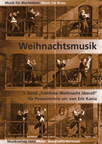 Eric Kania (arr.): Weihnachtsmusik