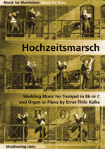 Ernst-Thilo Kalke (arr.): Hochzeitsmarsch