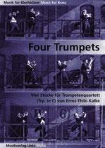 Ernst-Thilo Kalke: 4 Trumpets