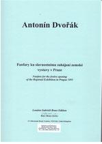 Antonín Dvorák: Fanfare