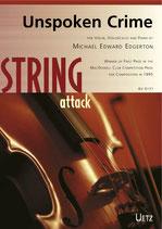 Michael Edward Edgerton: Unspoken Crime