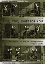 Leslie Searle: One, Two, Three for You