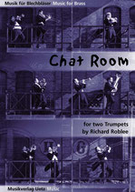 Richard Roblee: Chat for  Two