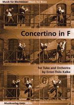 Ernst-Thilo Kalke: Concertino in F