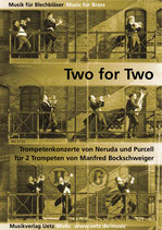Manfred Bockschweiger (arr): Two For Two