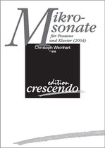 Christoph Weinhart: Mikrosonate (2004)