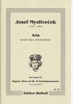 Josef Myslivecek: Aria
