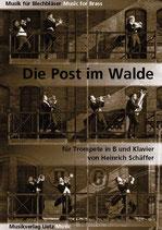 Heinrich Schäffer: Die Post im Walde