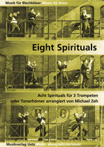 Michael Zeh (arr.): Eight Spirituals