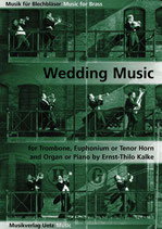 Ernst-Thilo Kalke (arr.): Wedding Music