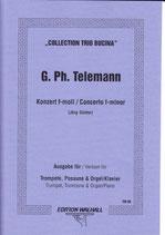 Georg Philipp Telemann: Konzert f-moll