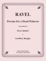 Maurice Ravel: Pavana for a dead princess