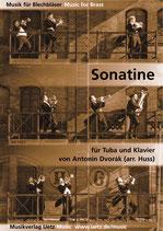Antonin Dvorak: Sonatine