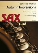 Bernhard Ullrich: Autumn Impressions