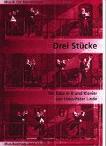 Hans-Peter Linde: Drei Stücke