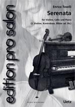 Enrico Toselli: Serenata
