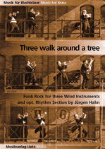 Jürgen Hahn: Three walk around a tree