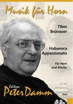 Tibor Brünauer: Habanera Appassionato