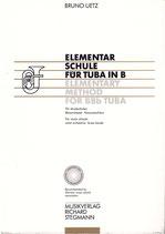 Bruno Uetz: Elementarschule für Tuba in B