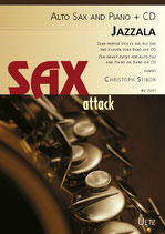 Christoph Stibor: Jazzala (mit CD)