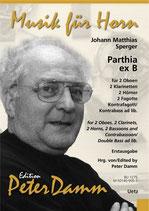 Johann Matthias Sperger: Partia ex B