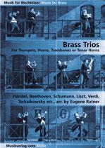 Eugene Ratner: Brass Trios