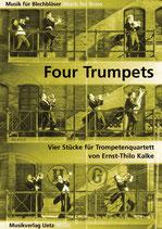 Ernst-Thilo Kalke: Four Trumpets
