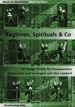 Tom Lambart (arr.): Ragtimes, Spirituals & Co