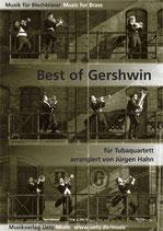 Jürgen Hahn (Arr.): Best of Gershwin