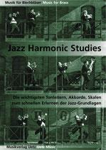 Christian Winninghoff: Jazz Harmonic Studies