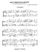 Kenneth Knowles (arr.): 10 Weihnachtsduette
