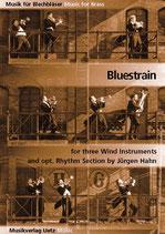 Jürgen Hahn: Bluestrain