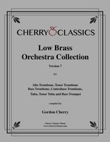 The Complete Low Brass Orchestal Collection