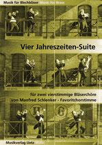 Manfred Schlenker (arr.): Vier Jahreszeiten-Suite