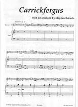Stephen Roberts (arr.): Carrickfergus
