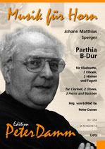 Johann Matthias Sperger: Partia B-Dur
