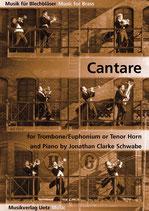 Jonathan Clarke Schwabe: Cantare