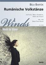 Béla Bartok: Rumänische Volkstänze