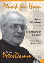 Anton Wunderer: Erinnerungen an Wien