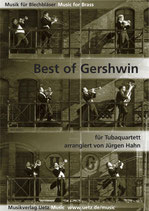 Jürgen Hahn (Arr.): Best of Gershwin