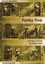Jürgen Hahn: Funky Five