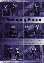 Ernst-Thilo Kalke (arr.): Swinging Europe