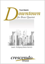 Toni Hatch: Downtown