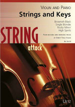 Ernst-Thilo Kalke: Strings and Keys