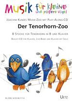 Joachim Kunze: Der Tenorhorn-Zoo