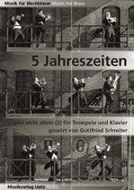 Gottfried Schreiter (arr.): 5 Jahreszeiten