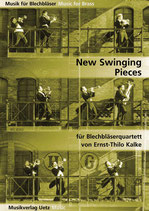 Ernst-Thilo Kalke: New Swinging Pieces